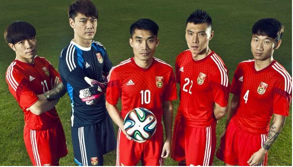 Znalezione obrazy dla zapytania china football